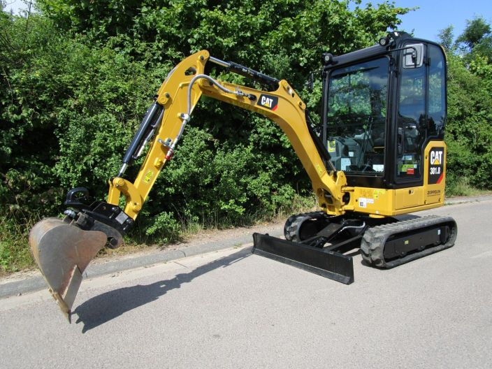 Minibagger Caterpillar CAT 301.8