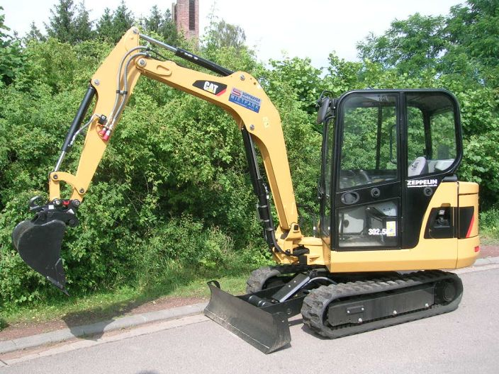 Minibagger Caterpillar CAT 302.5C